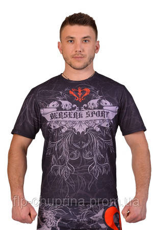 Футболка Berserk Warrior Spirit black