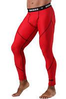 Компресійні штани BERSERK DYNAMIC red, фото 1