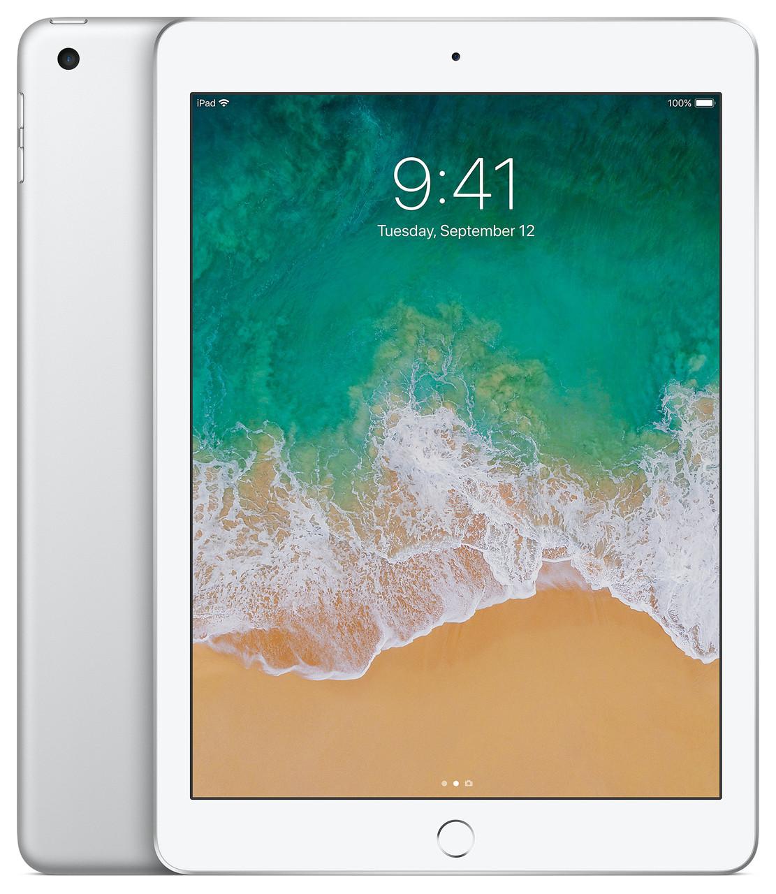 Apple iPad 2017 Wi Fi 32 Gb Silver