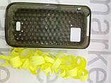 Чохол для Nokia N97 mini (силікон чорний принт), фото 2