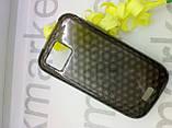 Чохол для Nokia N97 mini (силікон чорний принт), фото 3
