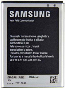 Аккумулятор на Samsung EB-BJ111ABE, 1800mAh Оригинал