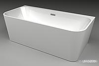 Ванна акриловая Devit Optima 17080130 отдельностоящая, 1700х800х610 мм
