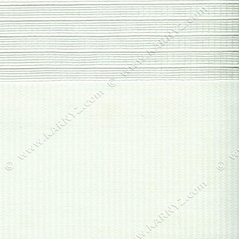 Рулонные шторы День-Ночь Феерия Z-627 белый теплый