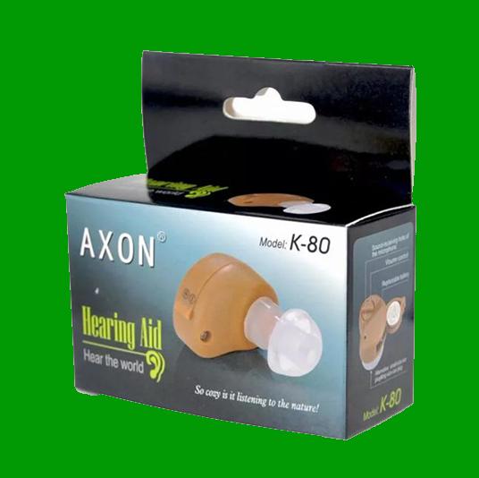 Слуховой аппарат AXON K-80!Акция