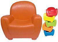 Кресло детское Chicco 30004P оранжевое
