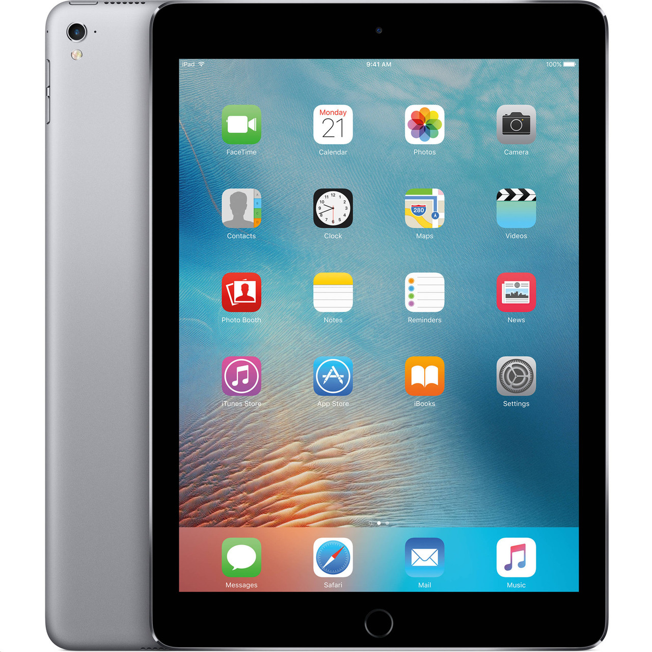 Apple iPad 2017 Wi-Fi 128 Gb Space Gray