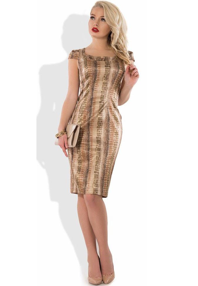 eee5aecfc03 Платье Футляр Из Королевского Атласа Д-1272 — в Категории