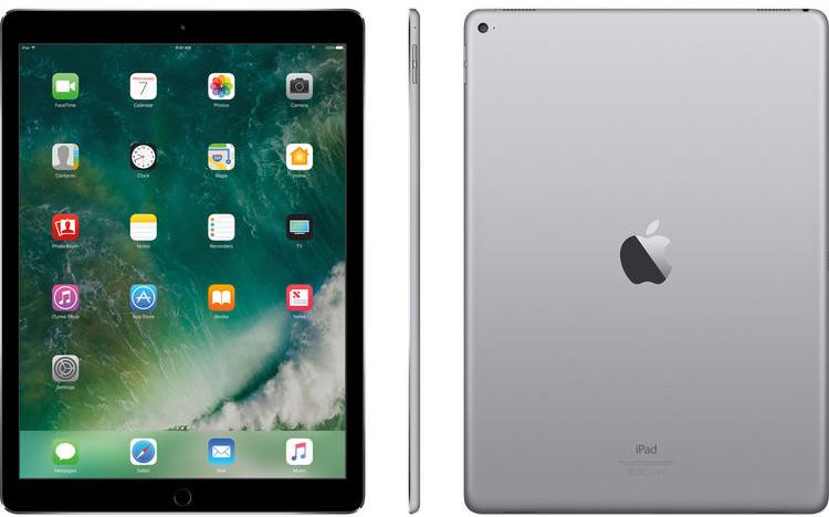 "Apple iPad Pro (2017) 10.5"" 4G 64 Gb Space Gray"