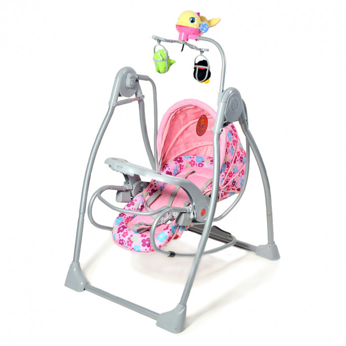 Кресло-качалка BT-SC-0003 Pink