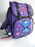Рюкзак школьный оптом для девочки(37x28x17) по низким ценам от прямого поставщика в Одессе 7 км, фото 1