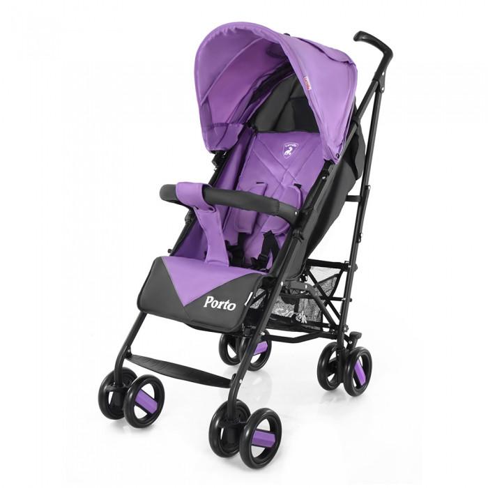 Коляска прогулочная CARRELLO Porto CRL-1411 Purple