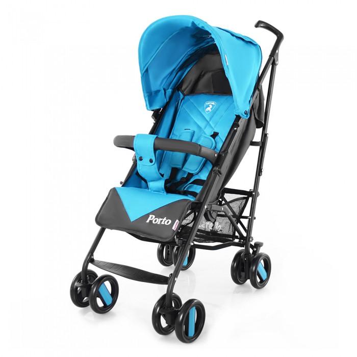 Коляска прогулочная CARRELLO Porto CRL-1411 Blue