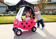 """Машинка-каталка для детей серии """"Cozy Coupe"""" - Автомобильчик Божья Коровка, Little Tikes"""