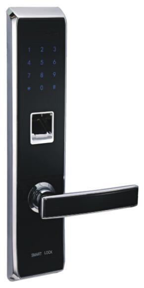 Автономный биометрический замок SEVEN Lock SL-7738