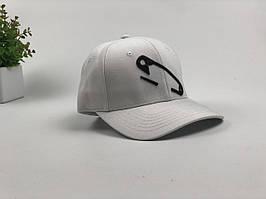 Кепка бейсболка Булавка (белая)