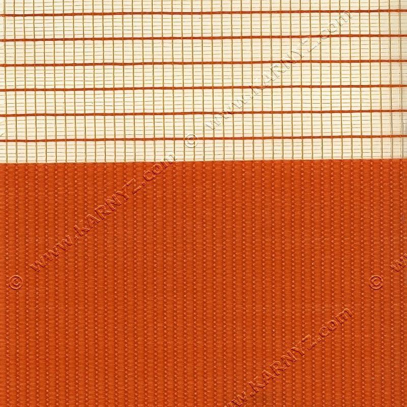 Рулонні штори День-Ніч Феєрія Z-633 помаранчевий