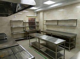Нейтральное оборудование компании изготавливается из высококачественной нержавеющей стали, которая отвечает всем стандартам современности. Такая кухонная мебель из нержавеющей стали всегда впишется в интерьер и гармонично дополнит его.