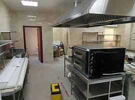 "Кухня для пиццерии ""LA PIZZA"" -1"