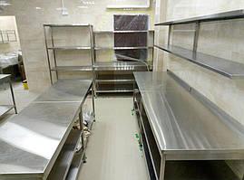 Кроме того, нейтральное оборудование для кухни является невероятно прочным и долговечным, а его гладкая и непористая поверхность обеспечит безопасное приготовление пищи.