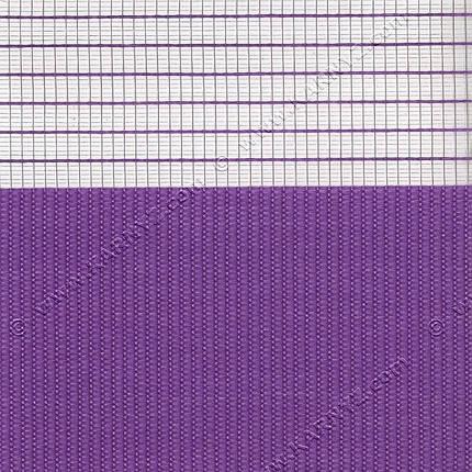 Рулонные шторы День-Ночь Феерия Z-635 лавандовый, фото 2