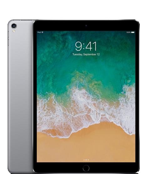 """Apple iPad Pro (2017) 10.5"""" Wi Fi 256 Gb Space Gray"""