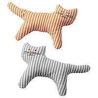 IKEA LEKA Погремушка, кот  (602.662.28)