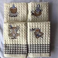 Вафельные полотенца 12 шт.