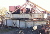 Комплектующие на башенный подъёмный кран КБМ-401п