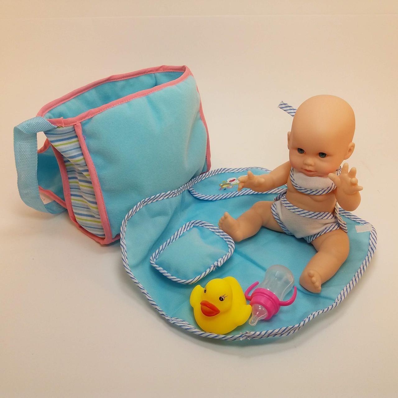 Кукла пупс со звуковыми эффектами и аксессуарами 0825I-13