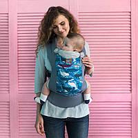 Эрго рюкзак Love & Carry DLIGHT — КИТЫ бесплатная доставка новой почтой, фото 1