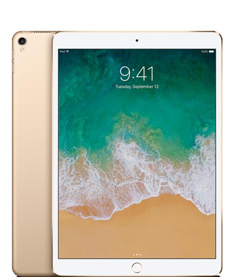 "Apple iPad Pro (2017) 10.5"" Wi-Fi 256 Gb Gold"