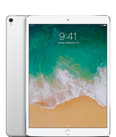 """Apple iPad Pro (2017) 10.5"""" Wi-Fi 256 Gb Silver"""