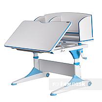 Парта-трансформер для школьника FunDesk Trovare Blue, фото 3