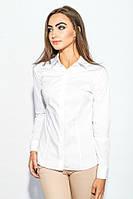 Светлая Рубашка Женская Классическая Базовый ГАРДЕРОБ