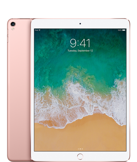 "Apple iPad Pro (2017) 10.5"" Wi-Fi 256 Gb Rose Gold"