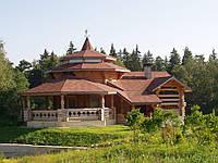 Сруб, баня, дом из дерева в Севастополе и по Крыму