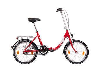 Велосипед складний Mifa 20 Klapp Nexus 3 Rot Німеччина