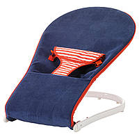 IKEA TOVIG Переносное кресло для младенца, синее, красное  (501.679.69)