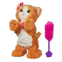 Интерактивныйкотенок Дейзи FurReal Friends Daisy Plays-With-Me Kitty Hasbro