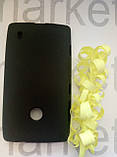 Чохол для Nokia 520 ( чорний силікон), фото 3