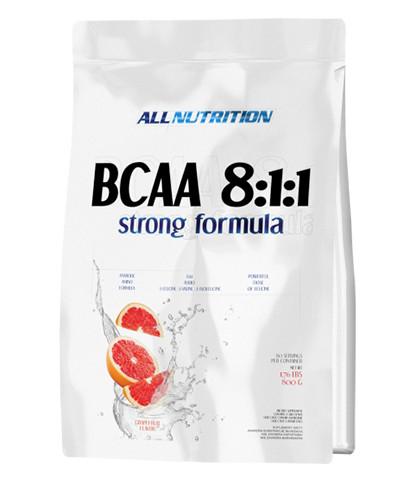 Аминокислоты AllNutrition BCAA 8:1:1 Strong Formula 800 g