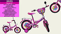 Детский велосипед размер 12 дюймов модель 181221
