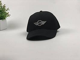 Кепка бейсболка Авто Mini (черная)