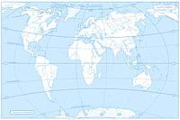 Атласы, контурные карты