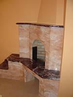 Камин мраморный Mramorni portali