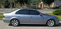 .Дефлектора окон COBRA TUNING  BMW 5 (E39) sd 1995-2003