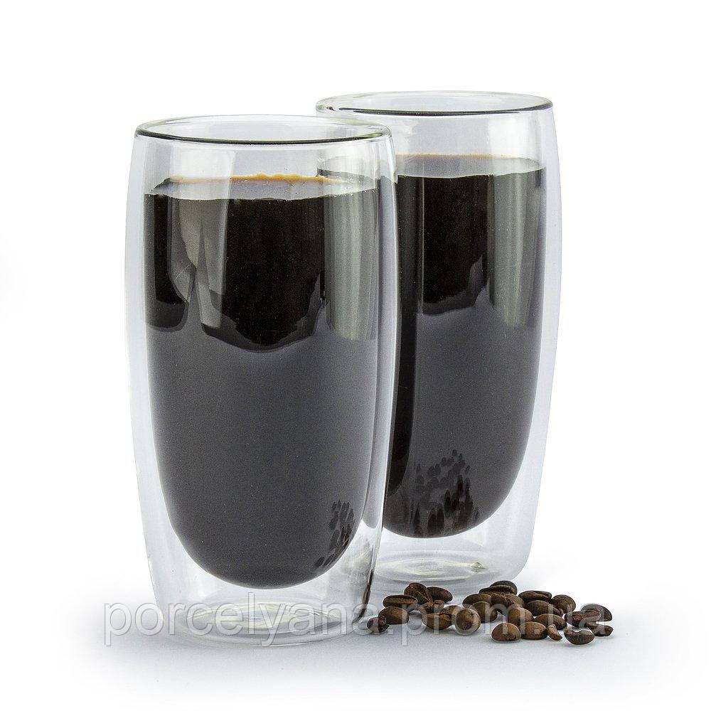 Чашка с двойным стеклом для латте 350 мл 1шт boral