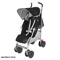 Детская  коляска трость Maclaren Xt Black/Silver