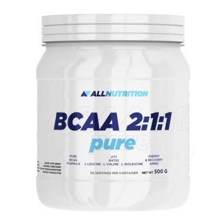 Аминокислоты AllNutrition BCAA 2:1:1 Pure 500 g